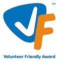 Volunteer Friendly Award Logo